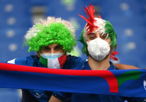 A grupės favoritų akistata: Italija – Šveicarija