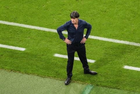"""J. Lowas: pažadu, kad atykusi į """"Wembley"""" stadioną, Vokietija bus kitokia komanda"""