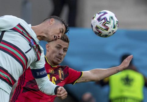T. Hazardas: tokiose rungtynėse privalai pasitaikiusią progą stipriai sugriebti abiem rankomis