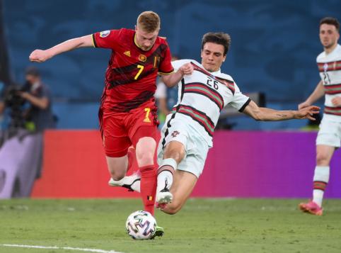 J. Palhinha: mums pritrūko sėkmės, o Belgijai sekėsi