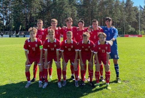U-17 rinktinė rungsis Europos čempionato atrankos turnyre Latvijoje