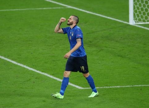 L. Bonucci: pergalė čempionate žymi naują etapą — Italijos futbolo renesansą