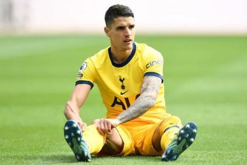 """""""Tottenham"""" su """"Sevilla"""" gali apsimainyti žaidėjais"""