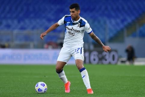 """""""Tottenham"""" artėja link susitarimo su """"Atalanta"""" dėl C. Romero transfero"""