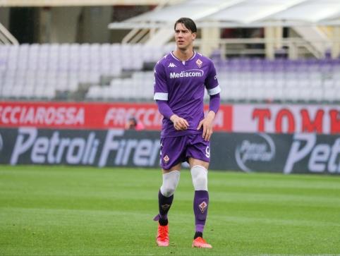 "D. Vlahovičiaus užsigeidusi ""Juventus"" siūlys mainus"