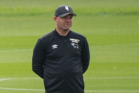 """Vienas iš """"Derby"""" komandos lyderių iškrito 3 mėnesiams iš rikiuotės po dvikovos su W. Rooney"""