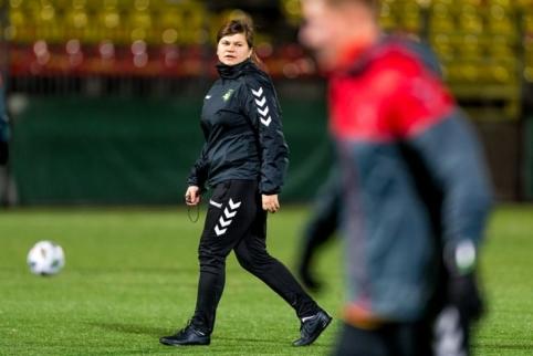 """Anksti trenerės keliu pasukusi T. Veržbickaja: """"Nuo pradžių patiko tai, ką darau"""""""