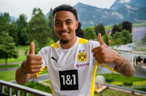 """Dortmundo """"Borussia"""" naujokas – PSV bei Nyderlandų rinktinės puolėjas"""