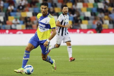 """C. Ronaldo aktyviai siūlomas """"Man City"""" ekipai"""
