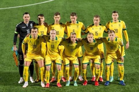 Lietuviai prarado matematinius šansus patekti į pasaulio čempionatą