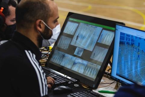 Prieš pasaulio čempionatą teisėjai išbandė naują vaizdo peržiūros sistemą