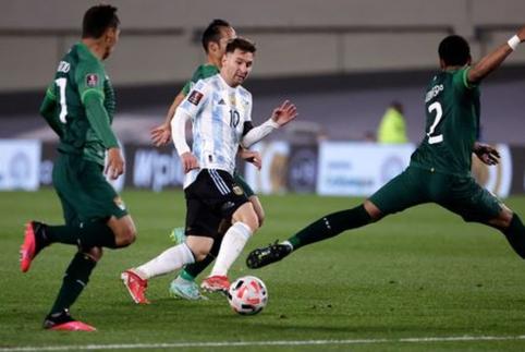 "P. Amerikos atranka: L. Messi ""hat-trickas"" ir svarbi Kolumbijos pergalė"