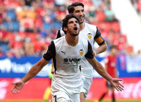 """""""Real Sociedad"""" ir """"Valencia"""" iškovojo pergales Ispanijos čempionate"""