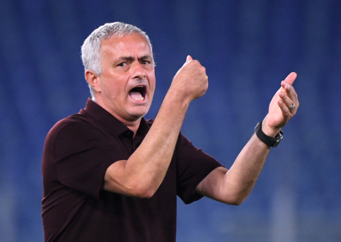 "J. Mourinho: ""Aš visiems melavau"""