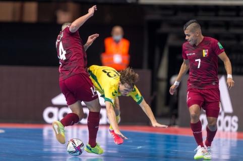 Šeštoji Futsal čempionato diena: žadamos aršios kovos