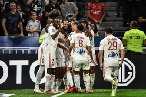 """Ligue 1"" turą uždarė Liono ""Olympique"" pergalė"