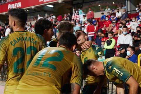 """""""La Liga"""": """"Getafe"""" toliau buksuoja, """"Real Betis"""" iškovojo pirmąją pergalę"""