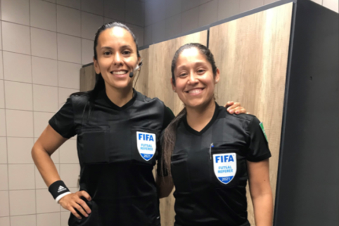 Klaipėdoje rungtynių metu pirmąkart dirbs dvi moterys teisėjos