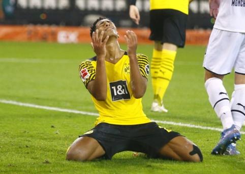 """BVB patyrė antrą sezono pralaimėjimą prieš M. """"Borussia"""""""