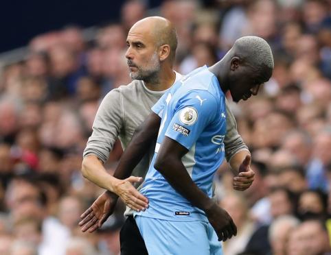 """""""Man City"""" žaidėjas pašalintas iš FIFA 22 žaidimo"""