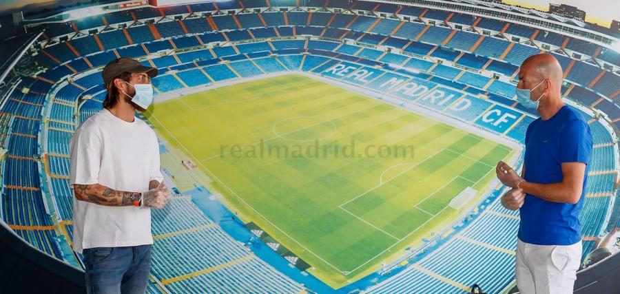 Ispanijos klubai ruošiasi atnaujinti treniruočių procesą
