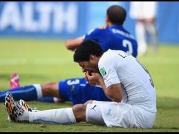 FIFA pranešimas dėl L.Suarezo diskvalifikacijos