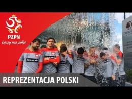 Lenkijos rinktinė priėmė ledinį iššūkį