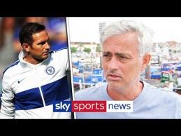 """J.Mourinho - apie """"Chelsea"""" reikalus"""
