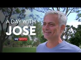 Diena su J.Mourinho