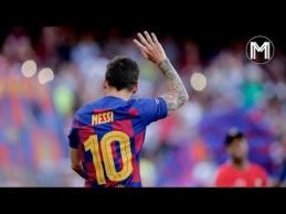 Stebukladarys L.Messi