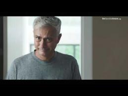 Šmaikščioje reklamoje – J. Mourinho