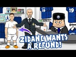 Z.Zidane'o troškimas