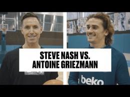 A.Griezmannas - prieš NBA legendą