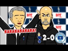 """""""Tottenham"""" pergalė prieš """"Man City"""""""