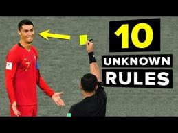 10 taisyklių, kurių nežinojote