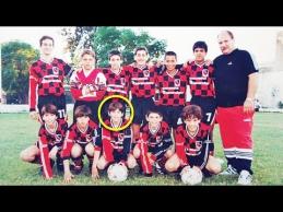 Istorija apie L.Messi