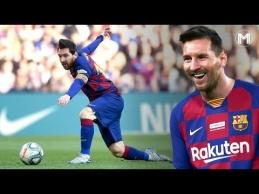 L. Messi stebuklai aikštėje