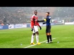 Rasizmo apraiškos futbole