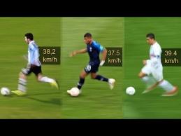 Rekordiniai sprintai futbole