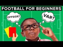 Pradedantiesiems - futbolo gidas