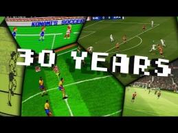 Kaip keitėsi kompiuteriniai futbolo žaidimai