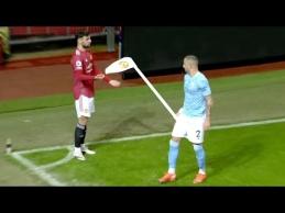 Netikėti epizodai futbole