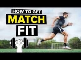 Kaip pagerinti fizinę formą futbole