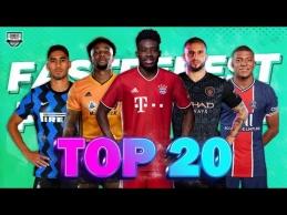 Greičiausi pasaulio žaidėjai (2021)