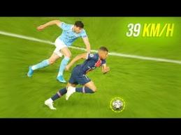 Greičiausi futbolo sprintai 2021 m.
