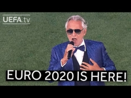 """""""Euro 2020"""" atidarymo ceremonija"""